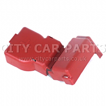 GENUINE NISSAN MICRA K12 & NOTE 11 BATTERY POSITIVE TERMINAL RED COVER TRIM